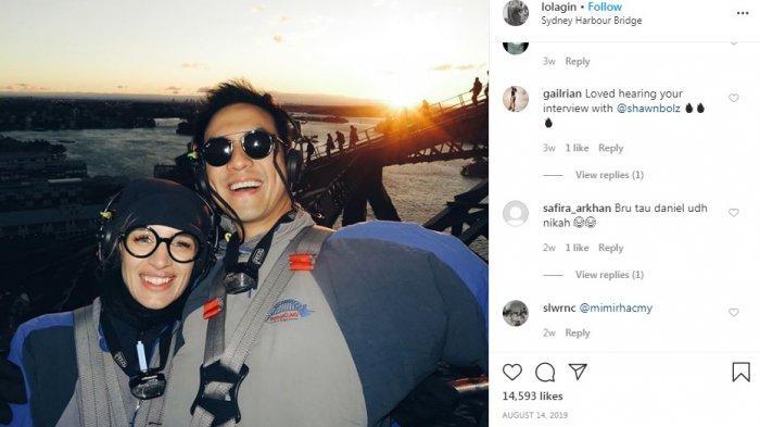 Menikah Sejak 2011, Daniel Mananta Kenalkan Istrinya Melalui Media Sosial, Siapa Dia?