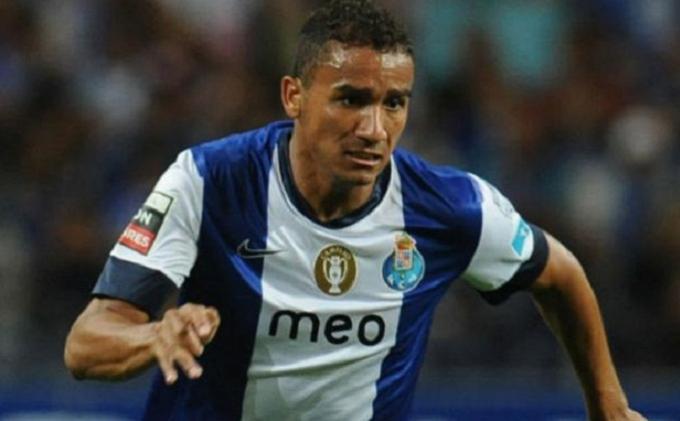 Ilustrasi : Bek FC Porto Danilo