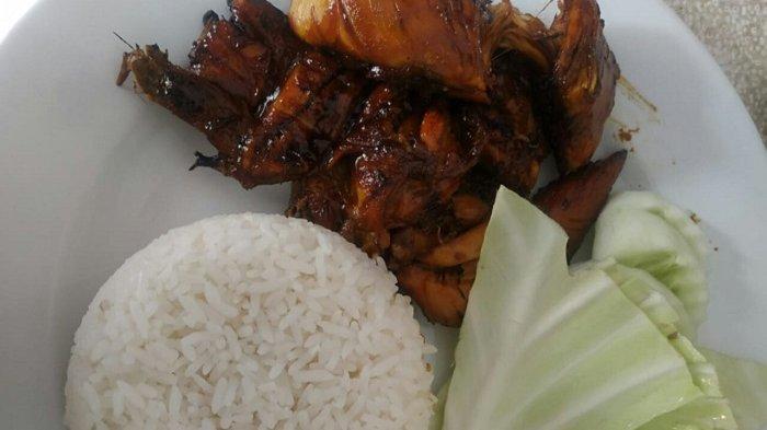 Ayam bakar dari  Dapur Mau