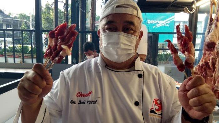 Dijamin Enak, Cicipi Empuknya Daging Domba Masakan Chef Dedi Yusuf di Dapur Pengkolan Radio Dalam