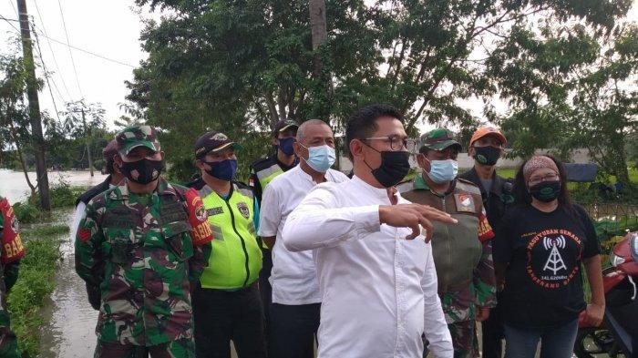 Pemkab Tangerang Bangun Dapur Umur Bantu Korban Banjir di Lima Desa