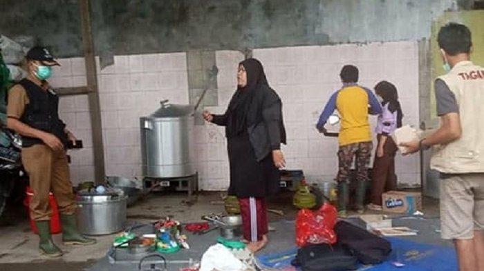 8 Dapur Umum Disiapkan untuk Korban Banjir dan Puting Beliung di Kabupaten Bekasi