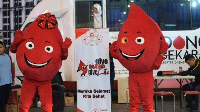 PMI Kota Tangerang Pastikan Donor Darah Aman Karena Covid-19 Tidak Ditularkan Lewat Darah Donor