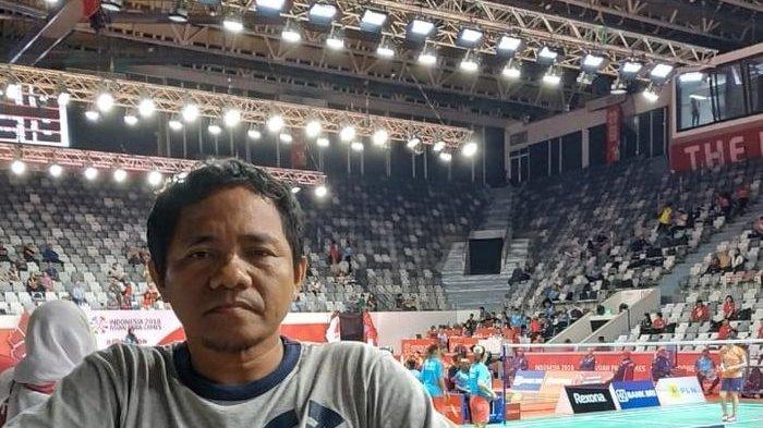 Meski Pakai Kursi Roda, Risal Anssor Datang ke Jakarta Dukung Asian Para Games 2018
