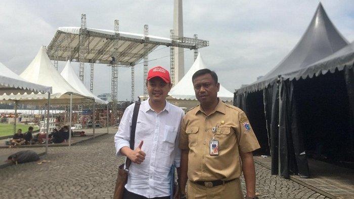 Tak Ada Pengalihan Arus Lalu Lintas Saat Pesta Rakyat Untukmu Indonesia Digelar di Monas Besok
