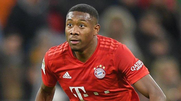 David Alaba Bek Bayern Munich Jadi Rebutan Real Madrid, Chelsea Dan Paris Saint Germany