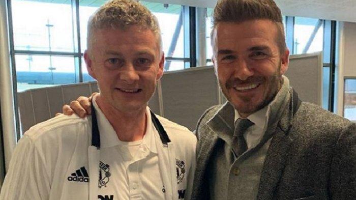 Guna Memperkuat Timnya David Beckham Berniat Merekrut Luis Suarez