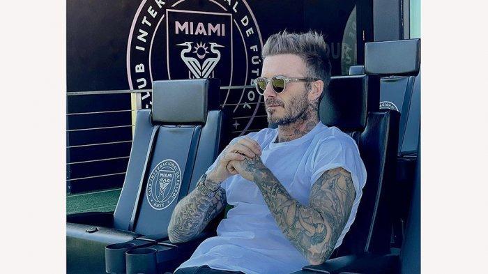 David Beckham: Lionel Messi, Cristiano Ronaldo dan Neymar Suatu Saat Akan Bermain di Inter Miami