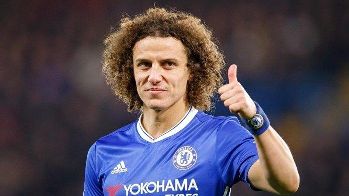 David Luiz Menikmati Strategi 'SarriBall'