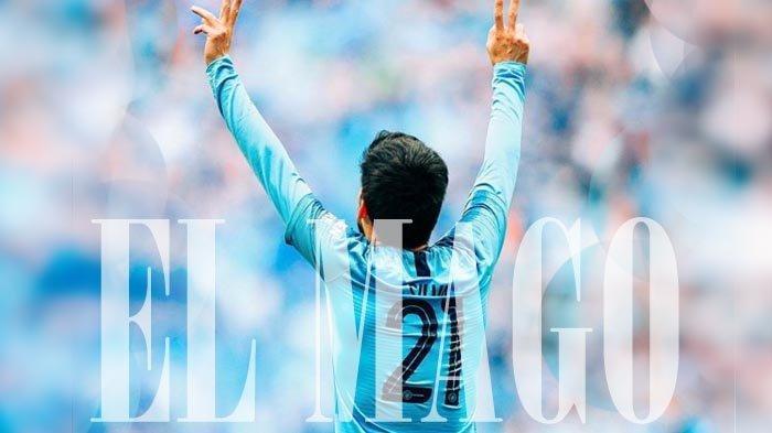 David Silva: Cukup 10 Tahun di Manchester City