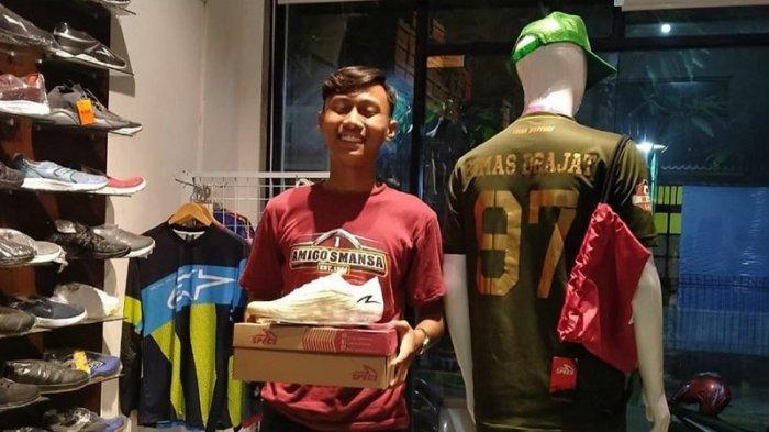 Striker Tira Persikabo, Dimas Drajad, Ingin Timnya Bersaing di Papan Atas