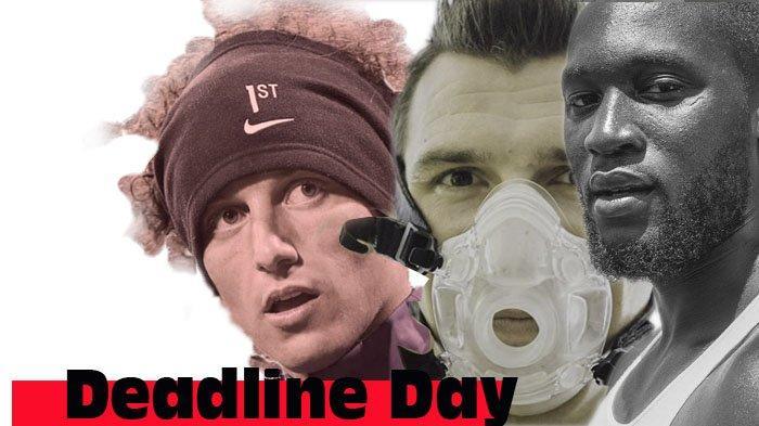 DEADLINE DAY: Manchester United Tak Jadi Datangkan Mario Mandzukic