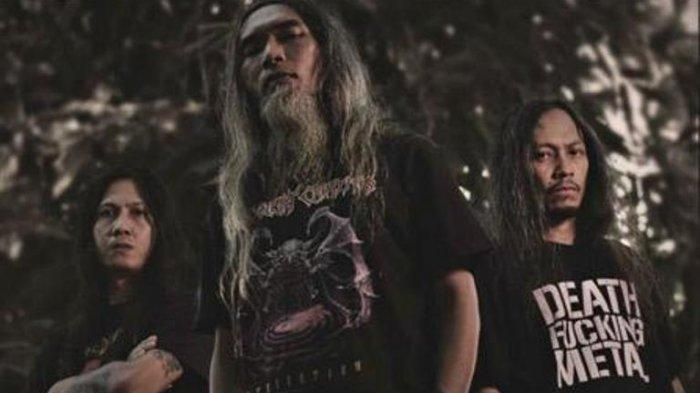 25 Tahun Berkarya di Industri Musik Metal Indonesia, Death Vomit Rilis Album Dominion Over Creation