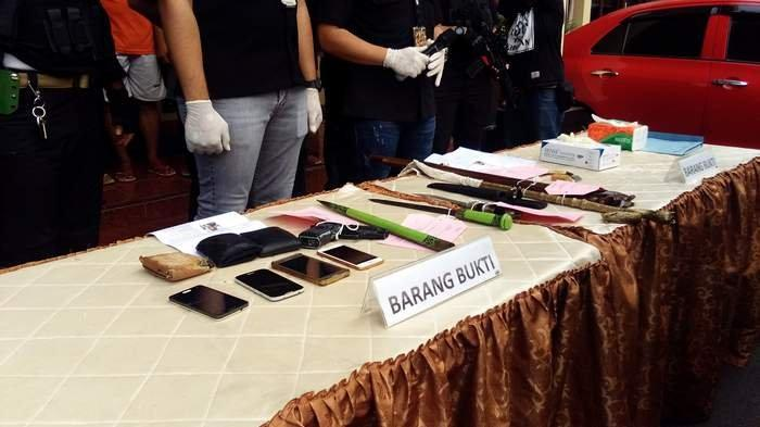 Debt Collector Tagih Utang tapi Bawa Senjata Api Diamankan Polisi