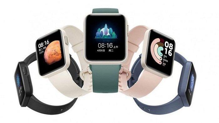 Debut jam tangan pintar Redmi Watch resmi di China