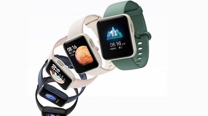 Mirip Apple Watch, Debut Jam Tangan Pintar Redmi Watch Tahan Air, Ada Fitur NFC, Harga Rp 600 Ribuan