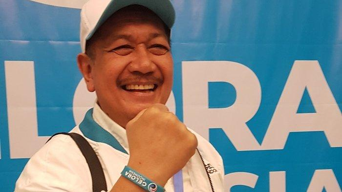 Gabung Partai Gelora, Deddy Mizwar: Saya Bisa Jadi Malaikat, Apalagi Jadi Presiden