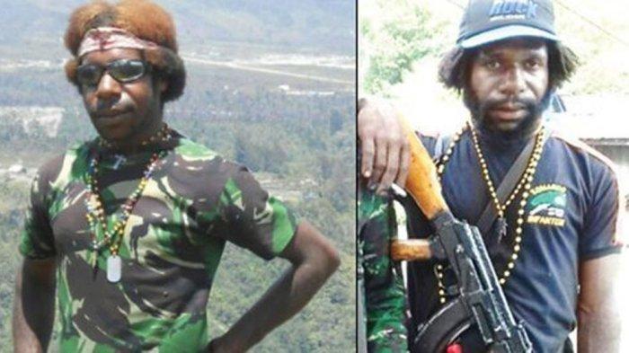Dedengkot KKB Papua Iris Murib Ditangkap yang Bikin 3 Polisi Tewas di Polsek Sinak