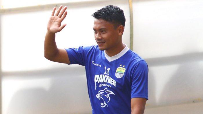 Gelandang Persib Bandung Dedi Kusnandar Ingin Merasakan Gelar Juara Bersama Skuad Pangeran Biru