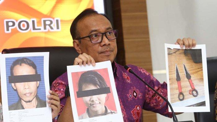 Polisi Ungkap Penikam Wiranto Beraksi karena Stres, Tak Kenal Siapa Targetnya