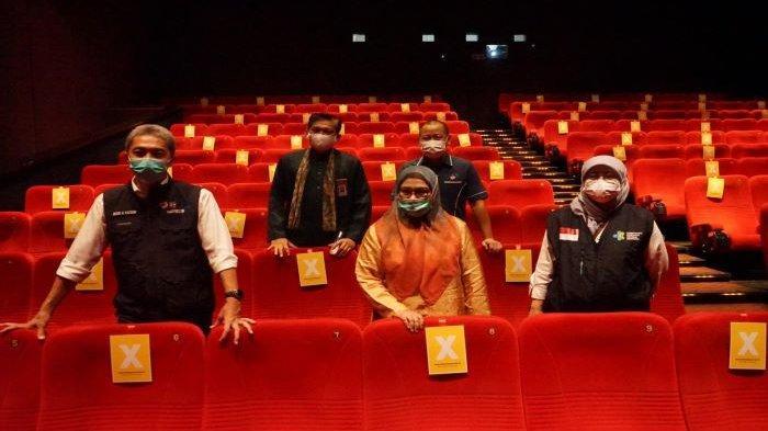 KABAR BAIK, Bioskop di Jakarta Sudah Kembali Buka Mulai 16 September, Begini Syarat bagi Pengunjung