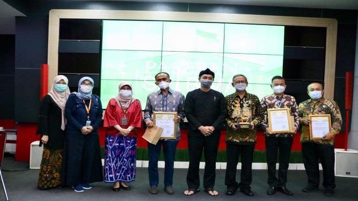 Pemkot Bogor Beri Penghargaan Pimpinan BNN di Balaikota Bogor, Dedie A Rachim Ungkap Alasannya