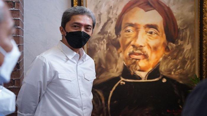 Lukisan Raden Saleh di Kantor KPP Pratama Kota Bogor, Ini Penjelasan Dedie A Rachim