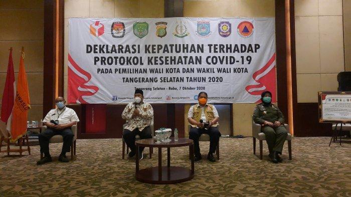 Bawaslu Bakal Rekrut 2.963 Orang untuk Jadi PTPS Pilkada 2020 Kota Tangsel, Ini Persyaratannya