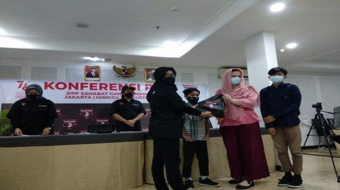 Deklarasi Sahabat Ganjar di 51 Kota, Siap Kawal Terima Estafet Kepemimpinan dari Presiden Jokowi