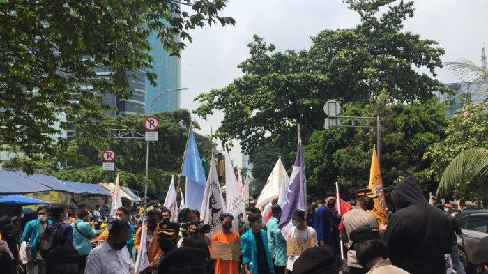 BEM Nusantara Sumut Minta Semua Pihak Terima Keputusan yang Ditetapkan KPK