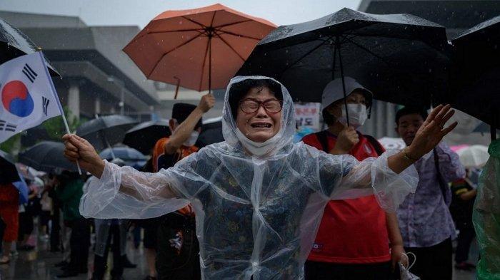 Kasus Covid-19 Melonjak di Korea Selatan, Presiden Menuding Sekte Gereja Kristen Sebagai Biangkerok