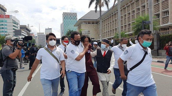 VIDEO Polda Metro Jaya Menaikkan Kasus Kerumunan di Aksi Demo 1812 ke Tingkat Penyidikan
