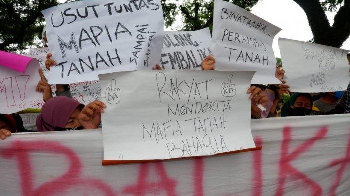 Dinilai Dipetieskan, Kapolri Diminta Soroti Kasus Dugaan Pemalsuan Surat Kepemilikan Tanah di Riau