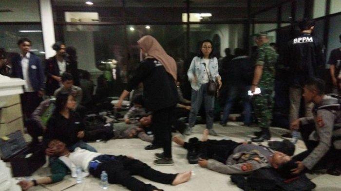 Demo Mahasiswa Bandung  Ricuh, Ini Kata Kapolda Jabar dan Fakta Demo Tolak Revisi UU KPK dan KUHP