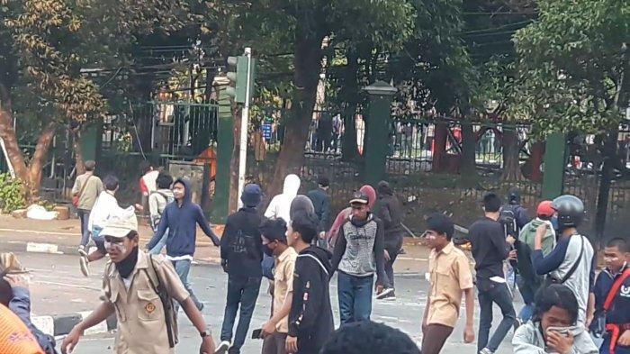 INILAH Pemicu Unjuk Rasa Semakin Besar Adanya Provokasi Lewat Media Sosial