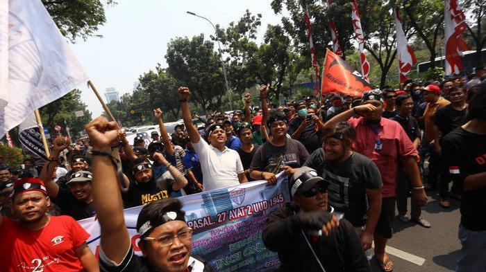 Orderan Sepi karena Corona, Para Driver Online Surati Jokowi agar Leasing Berikan Penundaan Cicilan