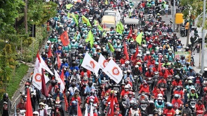 Bareskrim Selesaikan Berkas Tersangka Petinggi KAMI Terkait Demo Omnibus Law di Jakarta dan Medan