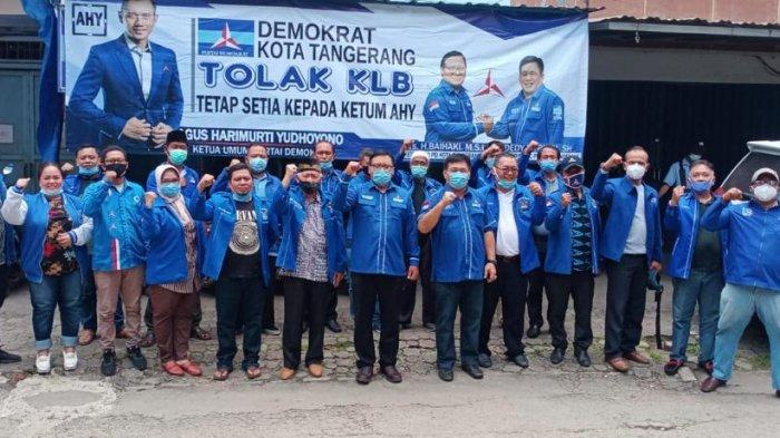 AHY Sebut Matinya Demokrasi, Ketua DPD Partai Demokrat se-Indonesia Siap Bantu Putra SBY Lawan KLB