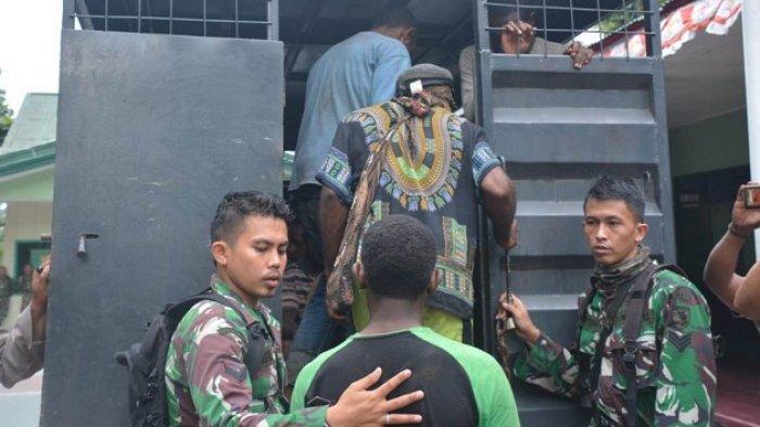 300 Demonstran di Jayapura Berjanji Tak Mau Ikut Aksi Unjuk Rasa Lagi karena Merasa Ditipu