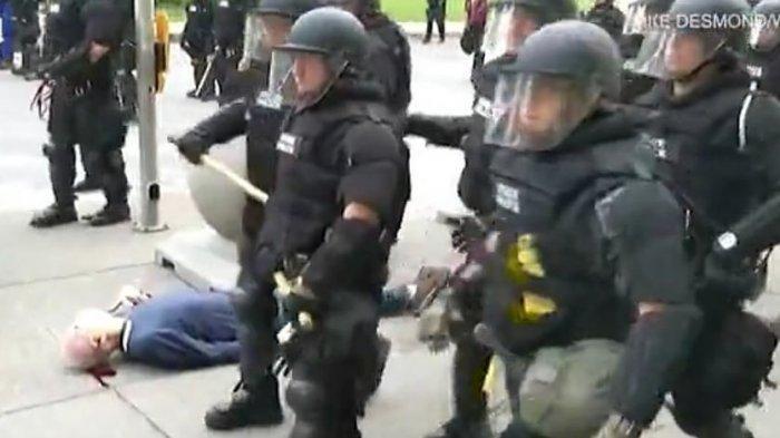 Pascakematian George Floyd, Dewan Kota Minneapolis Berencana 'Tutup' Kepolisian