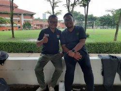 Fisioterapis Persita Tangerang Sebut Olahraga Penting Bagi Orang yang Berpuasa