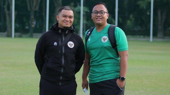 Gabung Timnas U-23, Fisioterapis Persita Denny Shulton Dapat Pelajaran Berharga