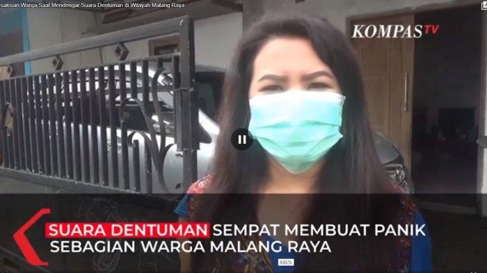 Suara Dentuman Dini Hari di Kota Malang Masih Misterius, Wali Kota Minta Warganya Tak Perlu Panik