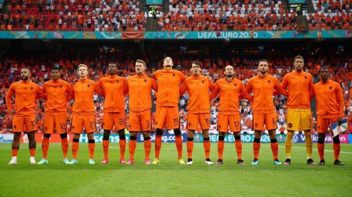 Kalahkan Austria 2-0, Belanda Susul Belgia dan Italia Lolos Babak 16 Besar, Berikut Ini Klasemennya