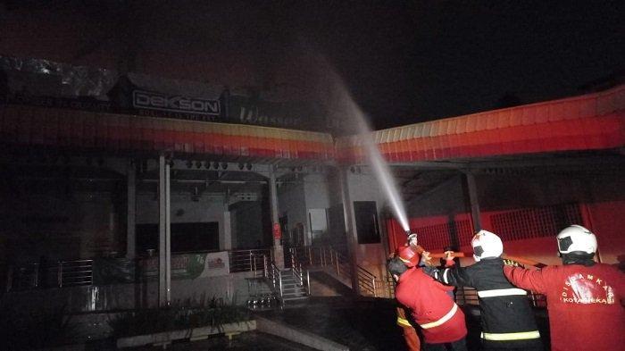 Kerugian Kebakaran di Depo Bangunan Bekasi Timur Capai Rp 1 Miliar