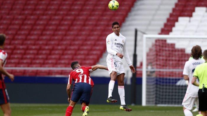 Hasil Atletico Madrid vs Real Madrid 1-1, Banzema Selamatkan El Real dari Kekalahan, 3 Besar Ketat
