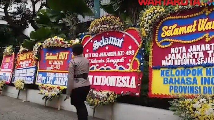 Covid-19 Makin Mengganas, HUT Ke-494 DKI Jakarta Hari Ini Dirayakan Secara Virtual
