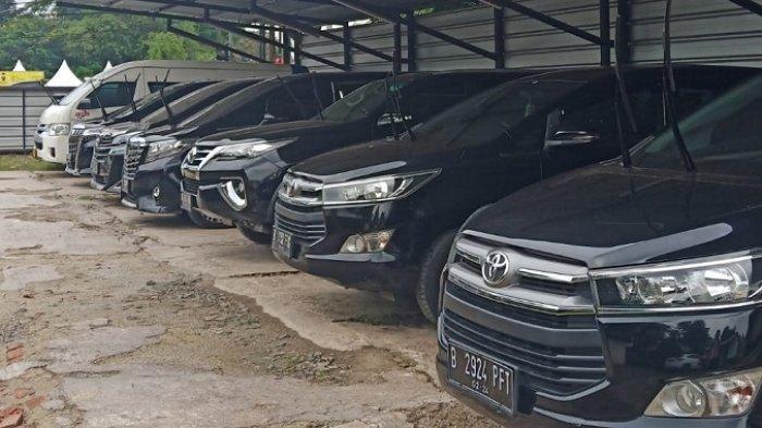 Larangan Mudik Bikin Pasrah, Pengusaha Rental Mobil: Sejak Maret Nyaris Ngga Ada Order Masuk