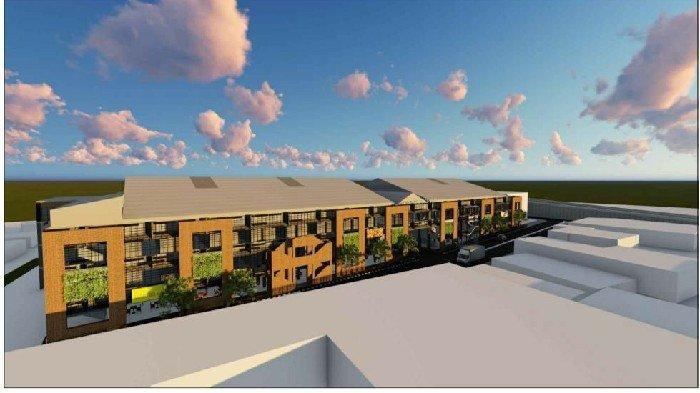 Ini Masterplan Peremajaan Pasar Ciputat, 650 Pedagang Dijanjikan Tempati Gedung Baru Dua Lantai