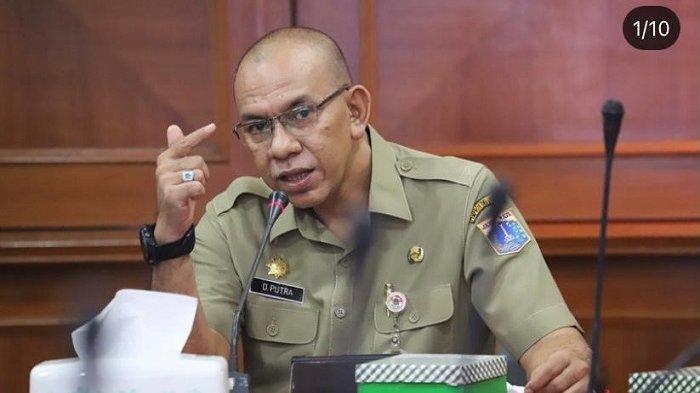 Positif Demam Berdarah, Sekretaris Kota Jakarta Utara Desi Putra Meninggal Dunia